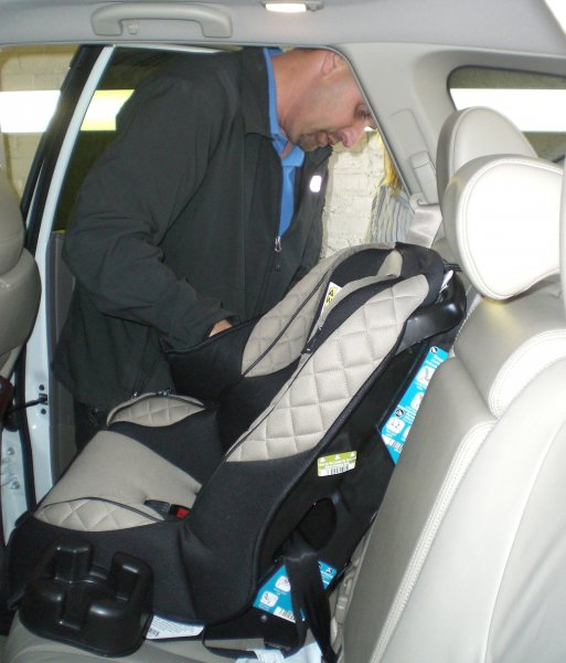 Car Seats | City of St Charles, IL
