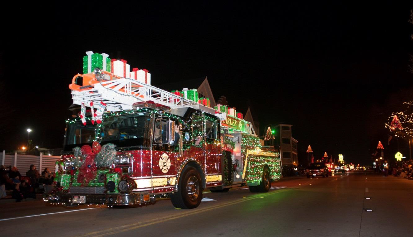 Be a Part of the Electric Christmas Parade! | News | City ...